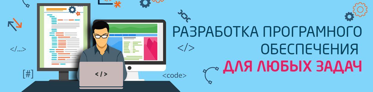 Разработка программного обеспечения для любых задач