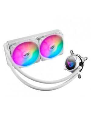 ASUS ROG STRIX LC 240 RGB WHITE EDITION система водяного охлаждения