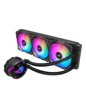 ASUS ROG STRIX LC 360 RGB система водяного охлаждения