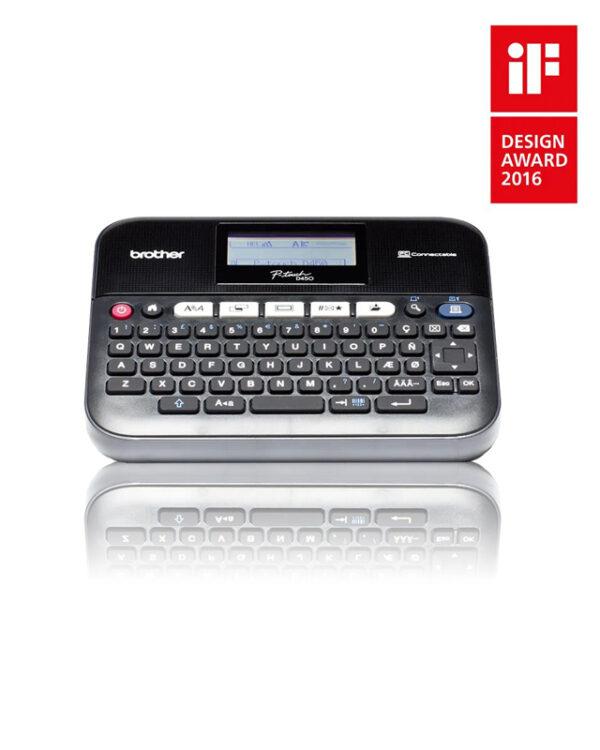 Принтер для печати наклеек PT-D450VP