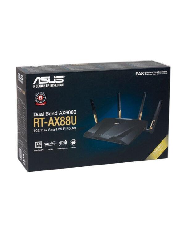 Роутер беспроводной Asus RT-AX88U