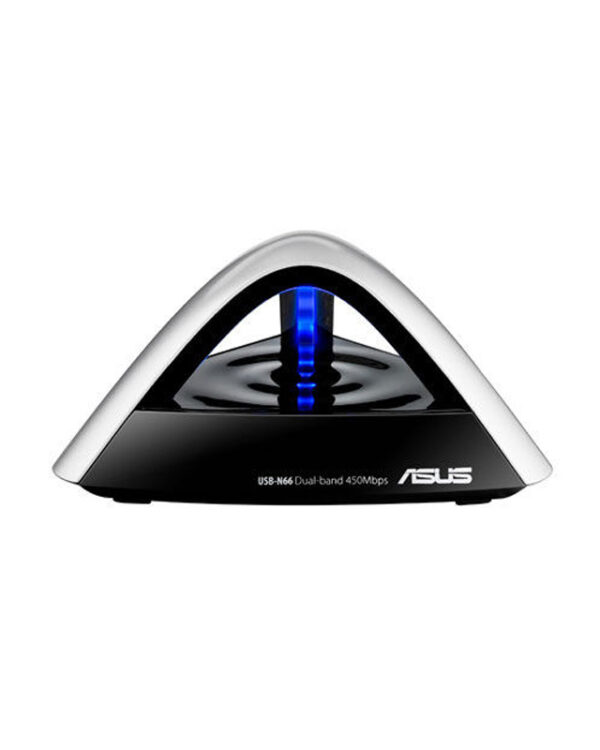Двухдиапазонный беспроводной адаптер Asus USB-N66